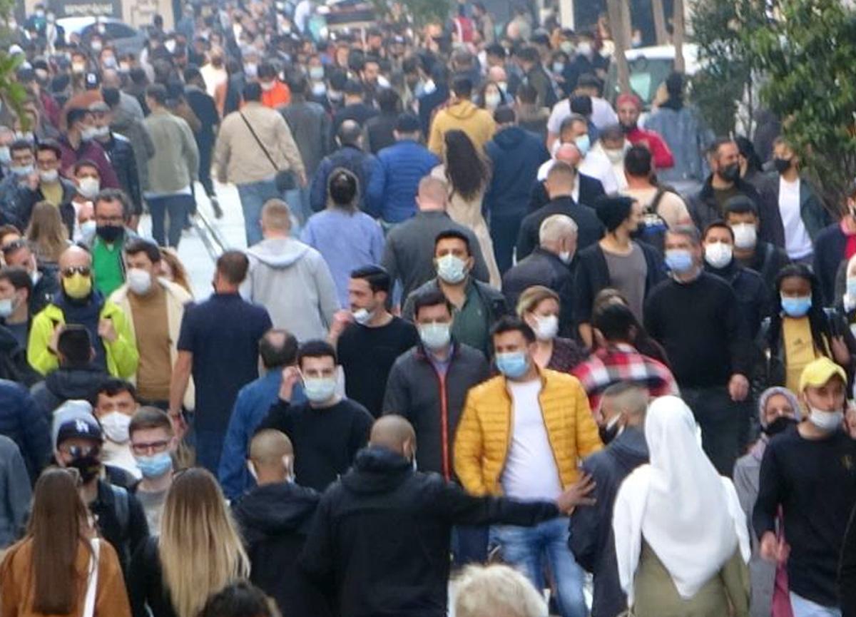 Türkiye'nin 25 Nisan 2021 koronavirüs tablosu! Vaka sayısı 38 bin 553
