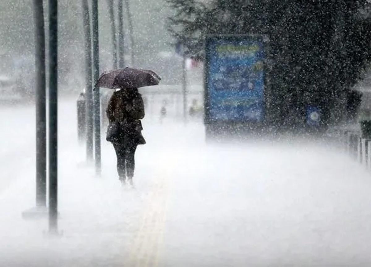 Meteoroloji yurdun bazı bölgeleri için kuvvetli yağış uyarısında bulundu!