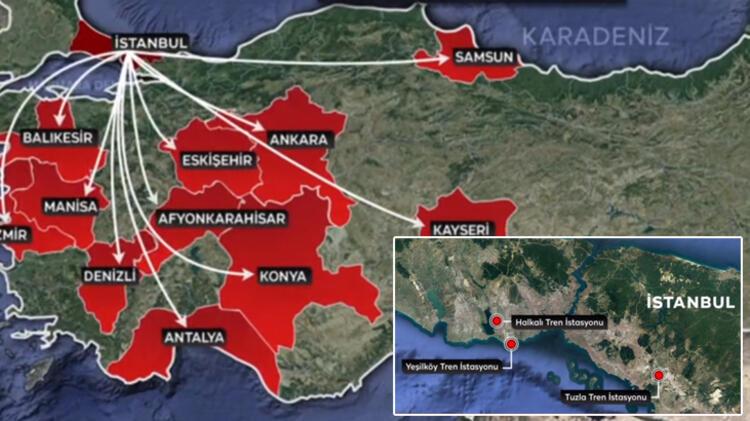 İstanbul'da 7.5 büyüklüğünde deprem hazırlığı! 18 şehre tahliye edilecekler