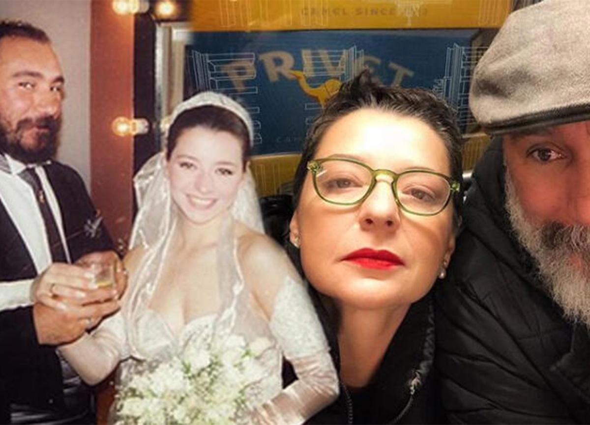 Mustafa-Övül Avkıran'dan romantik paylaşım
