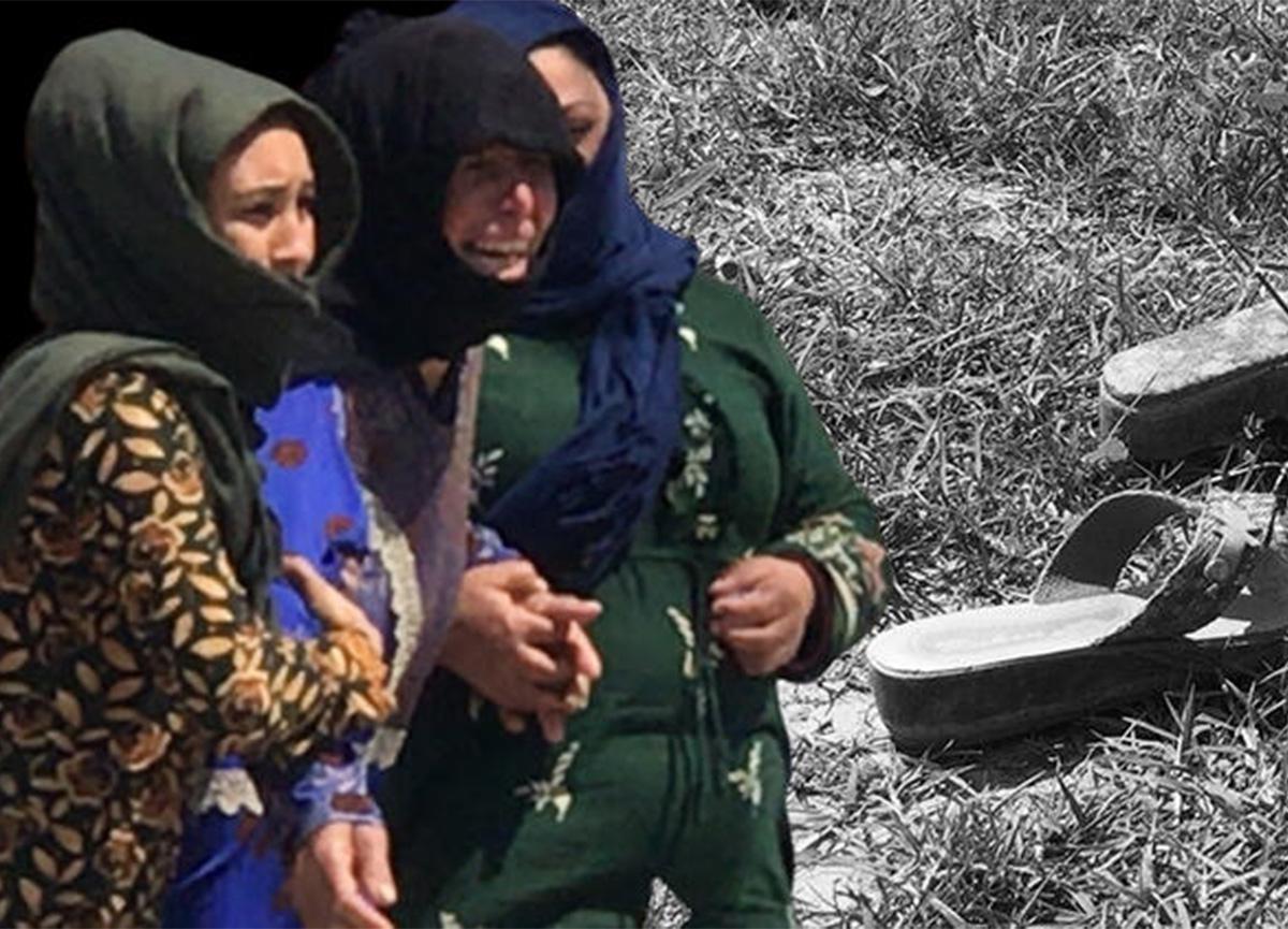 Adana'da sulama kanalına düşen 9 yaşındaki çocuğun feci ölümü!