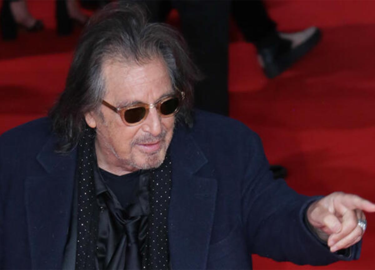 ABD'li aktör Al Pacino, 81'inci yaşını kutladı