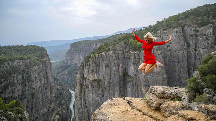 Antalya'nın doğa harikası kanyonları