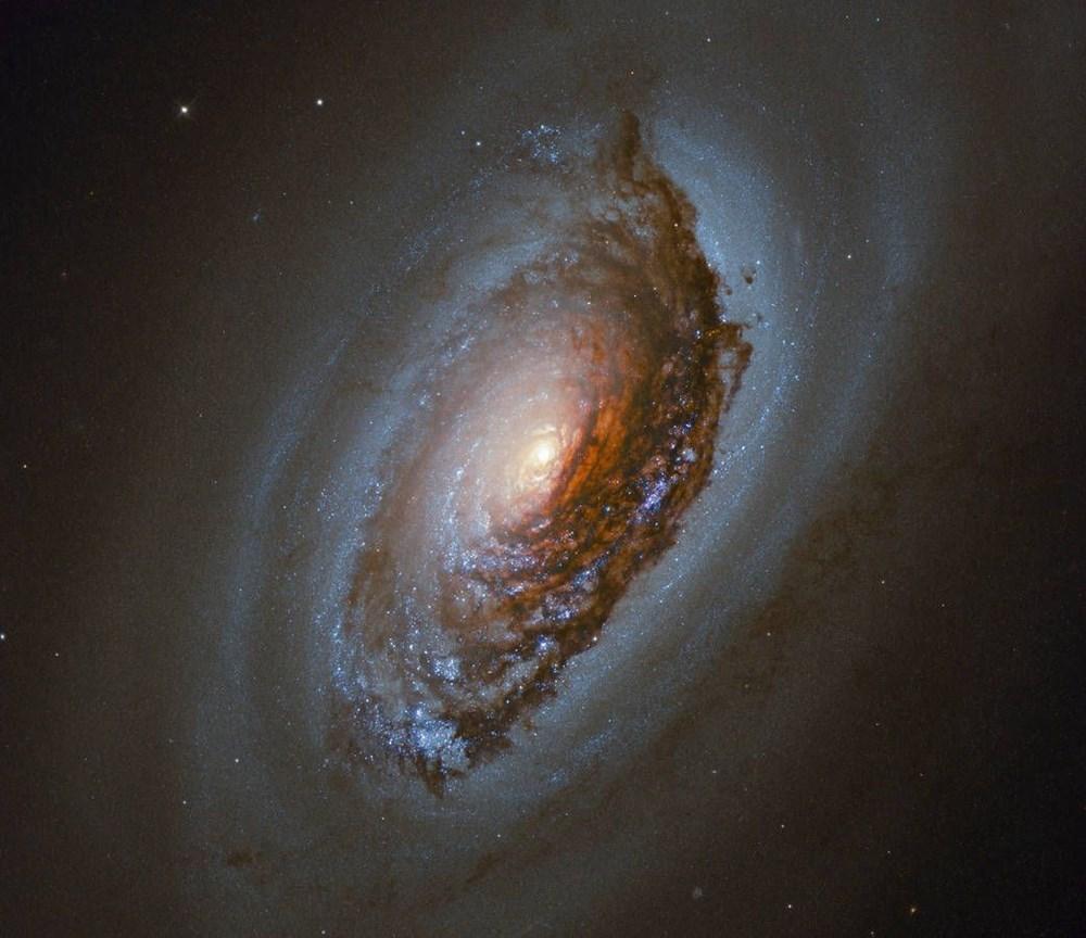 2021'in en etkileyici uzay fotoğrafları