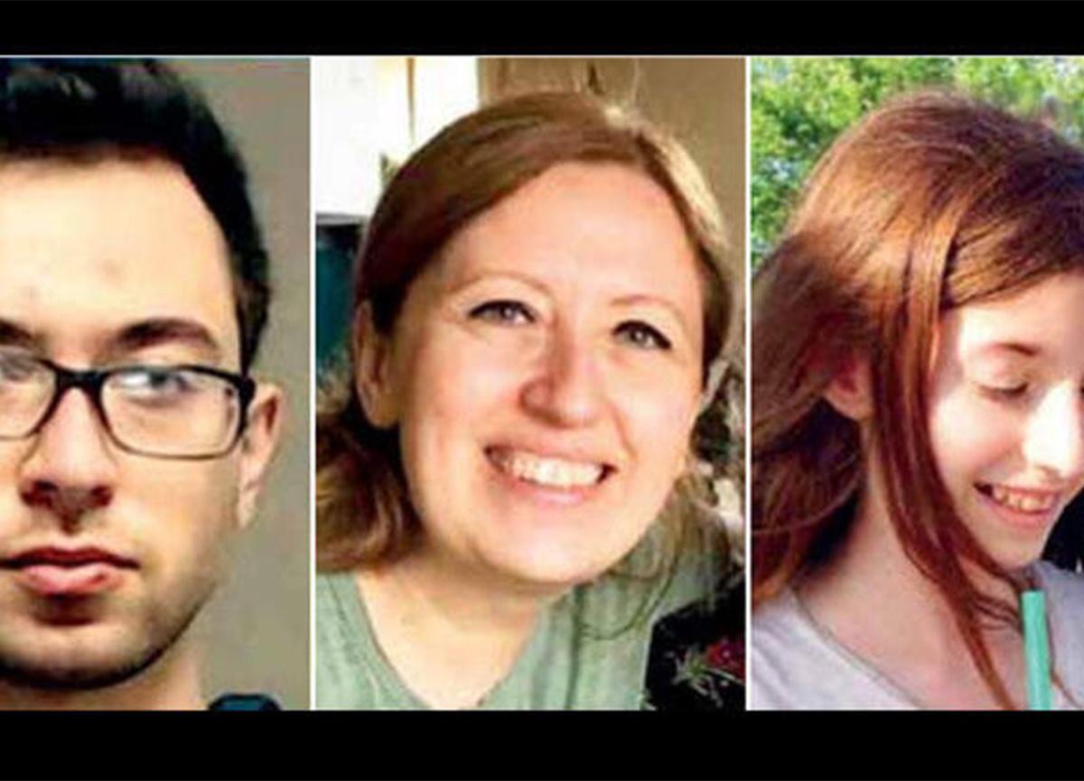 ABD'de yaşayan Türk genci, annesi ve kız kardeşini katletti!