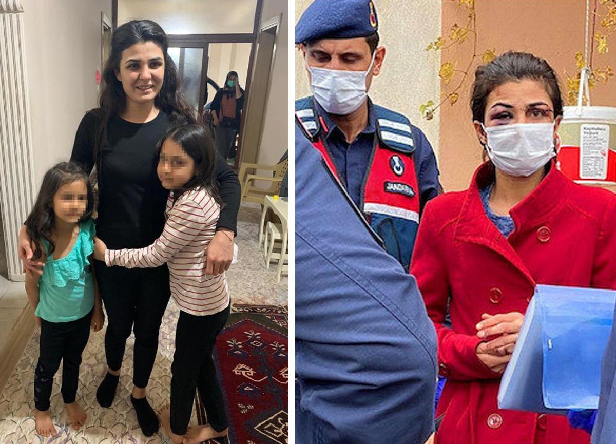 Tahliye edilen Melek İpek kızlarıyla uzun bir tatile çıktı