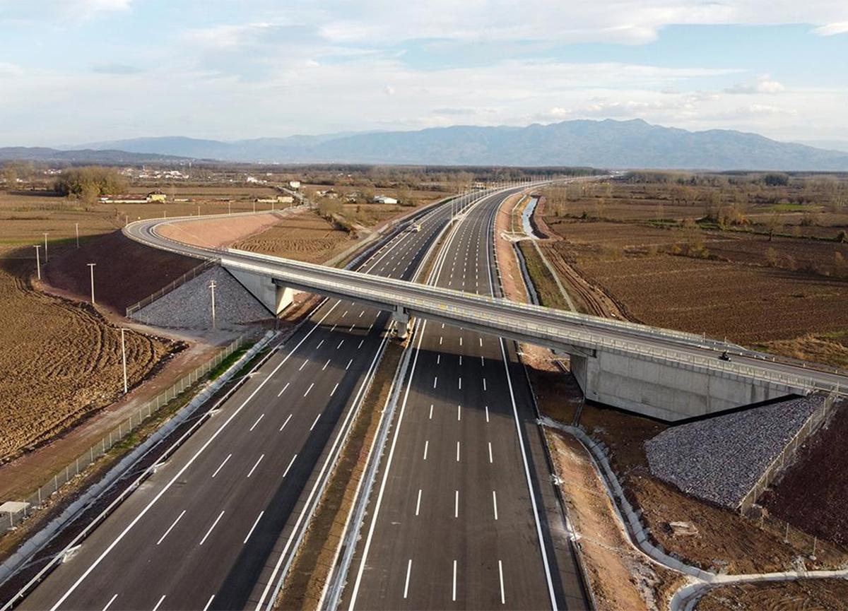 Bakan Karaismailoğlu açıkladı! 'Kuzey Marmara Otoyolu projesini tamamladık'