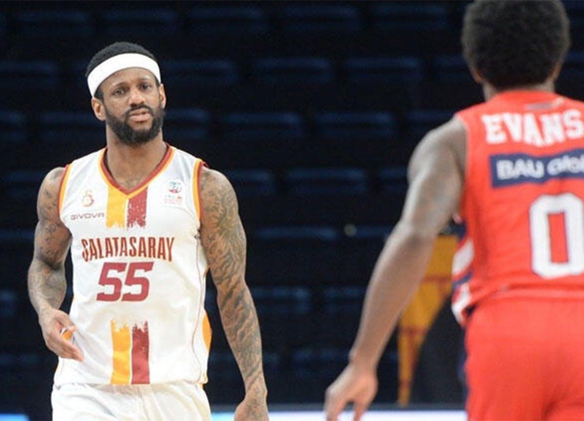 Galatasaray'da Pierre Jackson, sakatlık nedeniyle sezonu kapattı