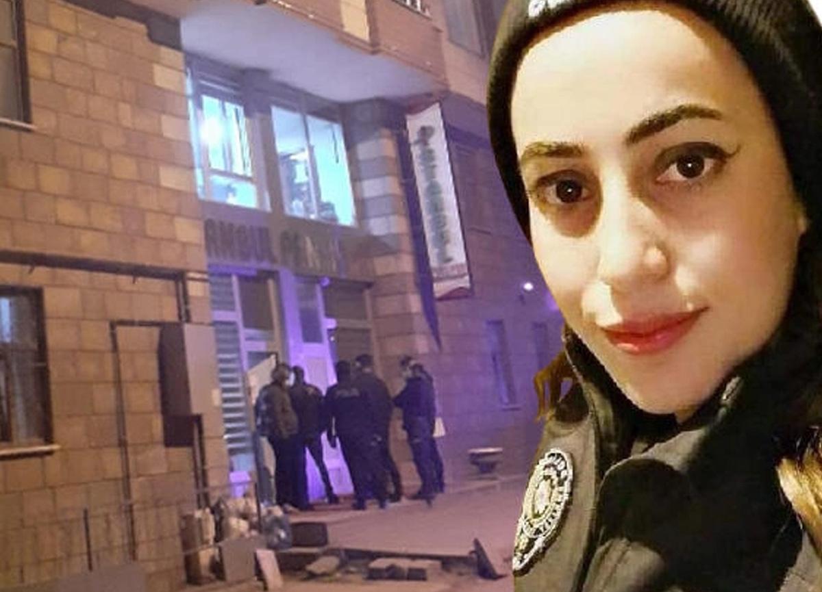 Polis memuru Esra Çelik'ı meslektaşı öldürdü: Tutanak tutulurken vuruldu