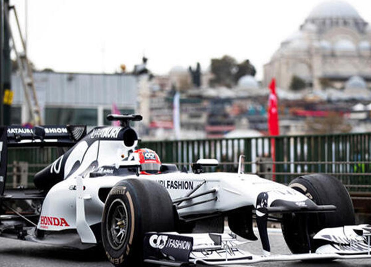 Son dakika: Formula 1 Türkiye'ye döndü!