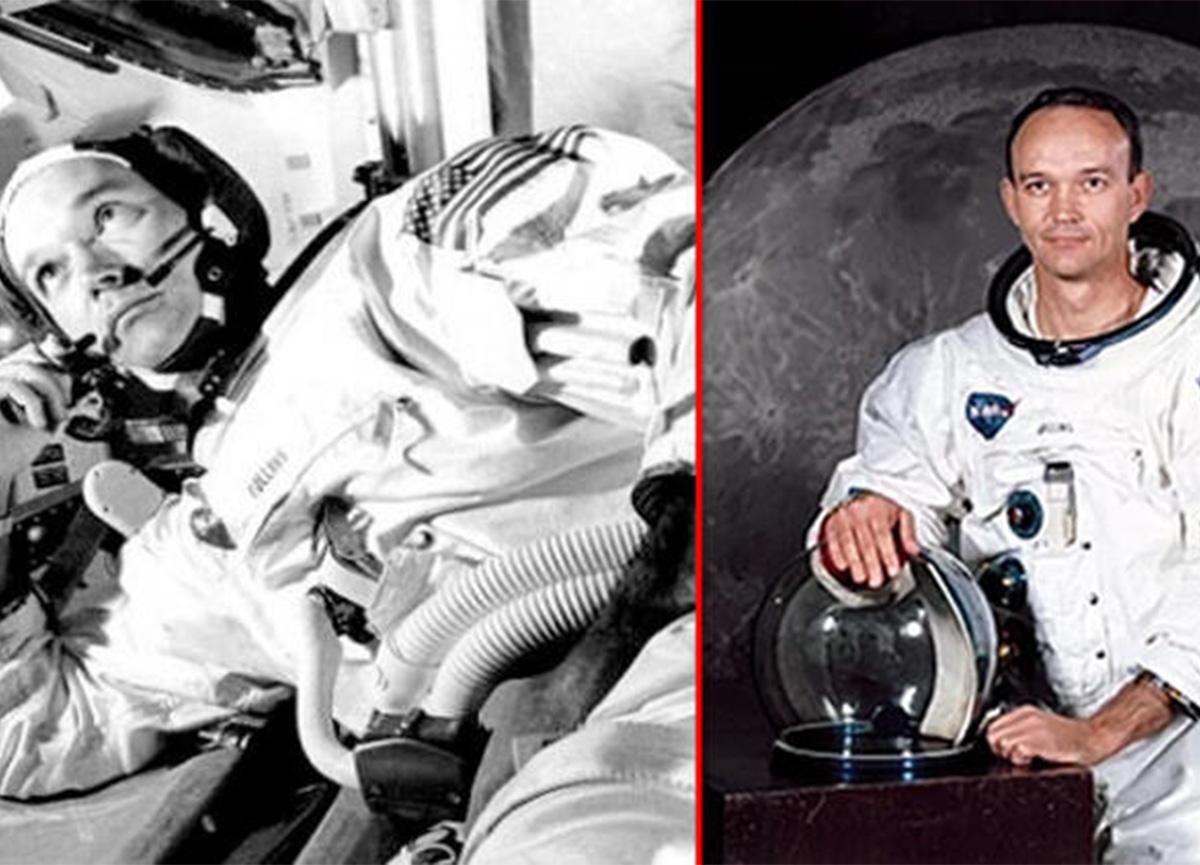 ABD'li astronot Michael Collins hayatını kaybetti