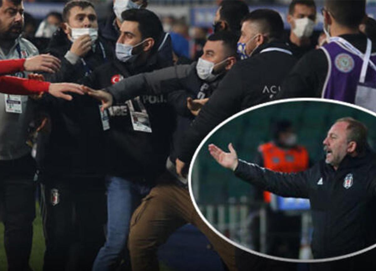 Rizespor'dan Beşiktaş maçı sonrası sert açıklamalar!