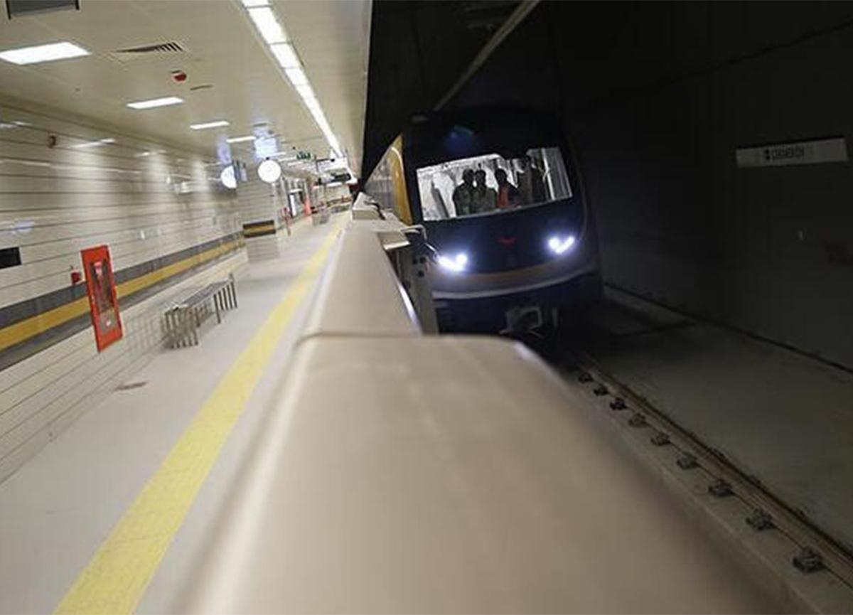 Metro İstanbul seferlerine tam kapanma düzenlemesi geldi