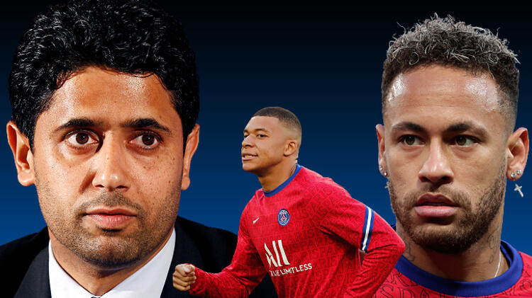 PSG Başkanı tarihin en büyük transferini gerçekleştirmek üzere! Neymar ve Mbappe'den sonra...