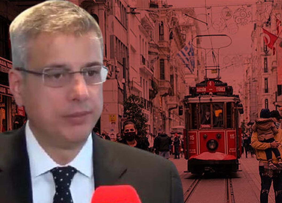 İstanbul için iyi haber! İl Sağlık Müdürü vakaların azaldığını açıkladı