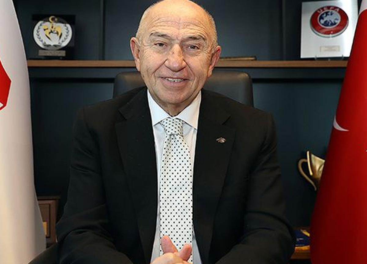 Küme düşme olacak mı? TFF Başkanı Nihat Özdemir'den açıklama