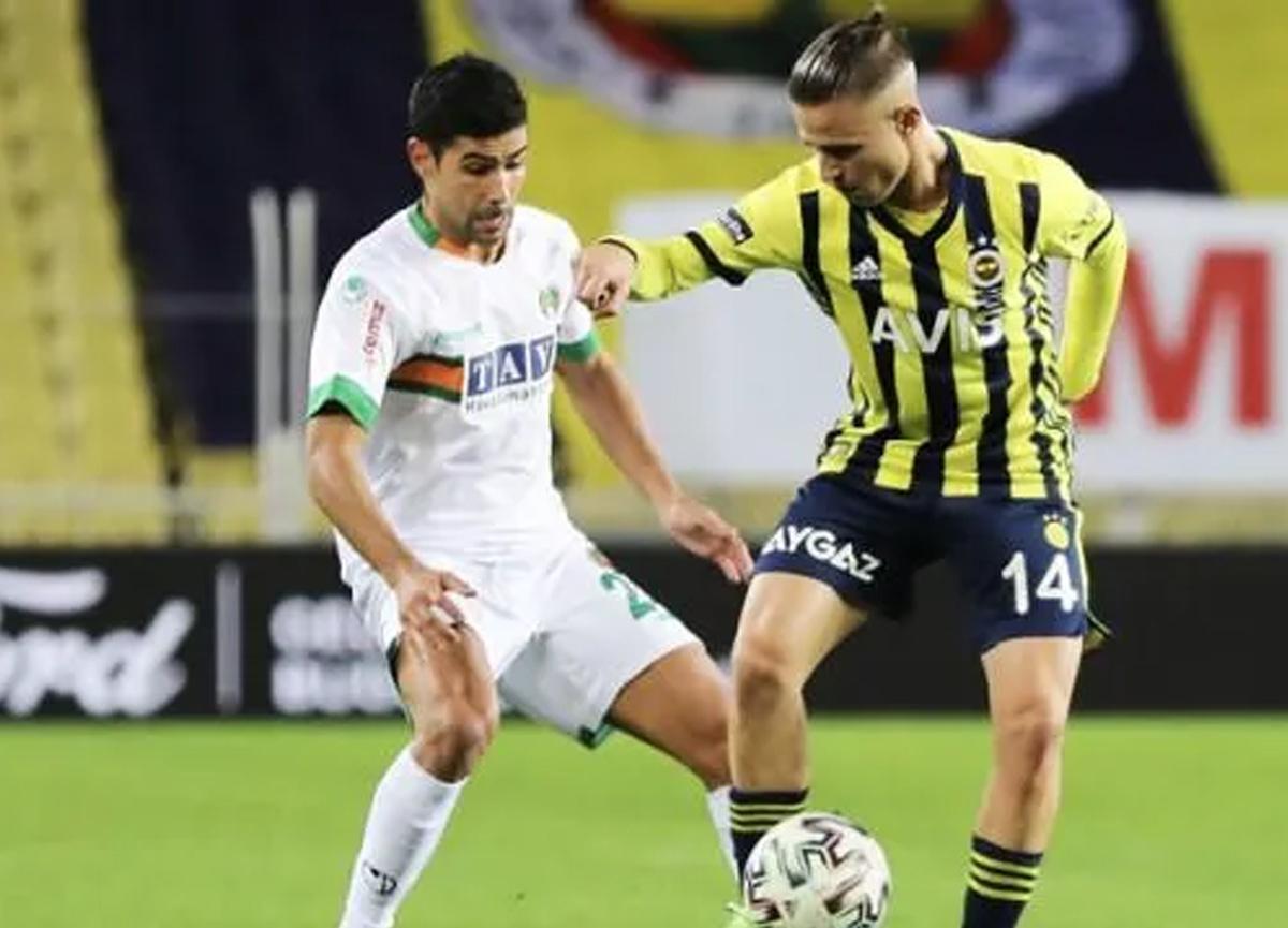 Alanyaspor Fenerbahçe maçı bu akşam saat kaçta hangi kanalda canlı izlenecek?