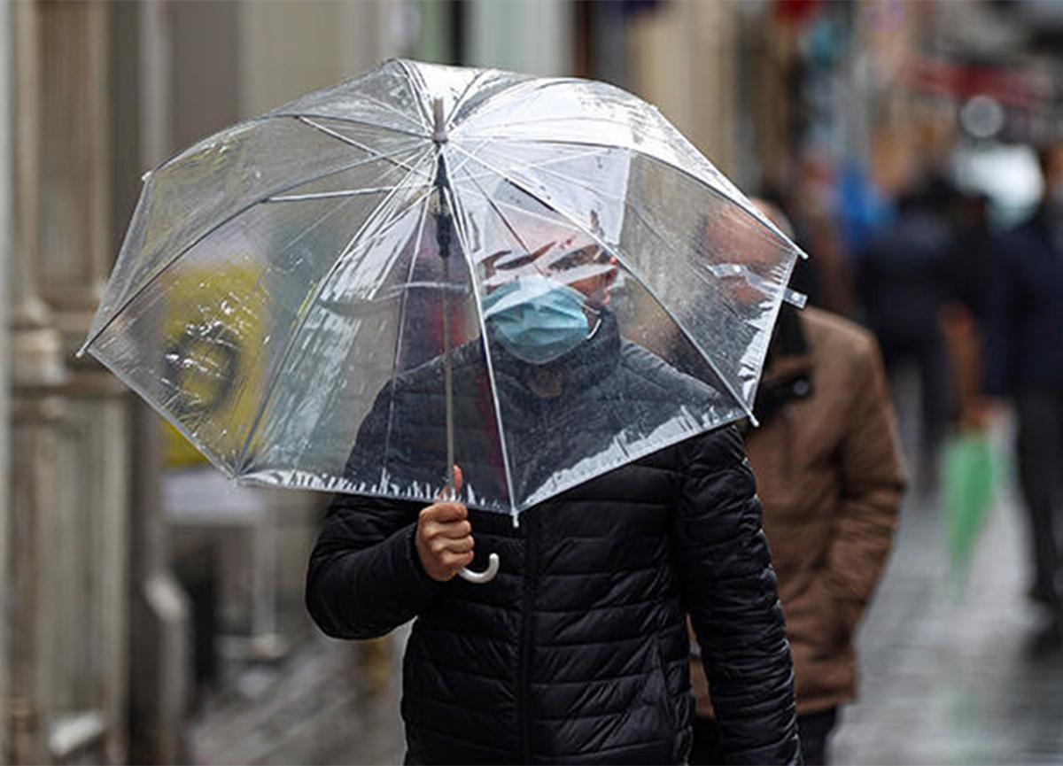 Son dakika: Meteoroloji'den iki il için yağış uyarısı