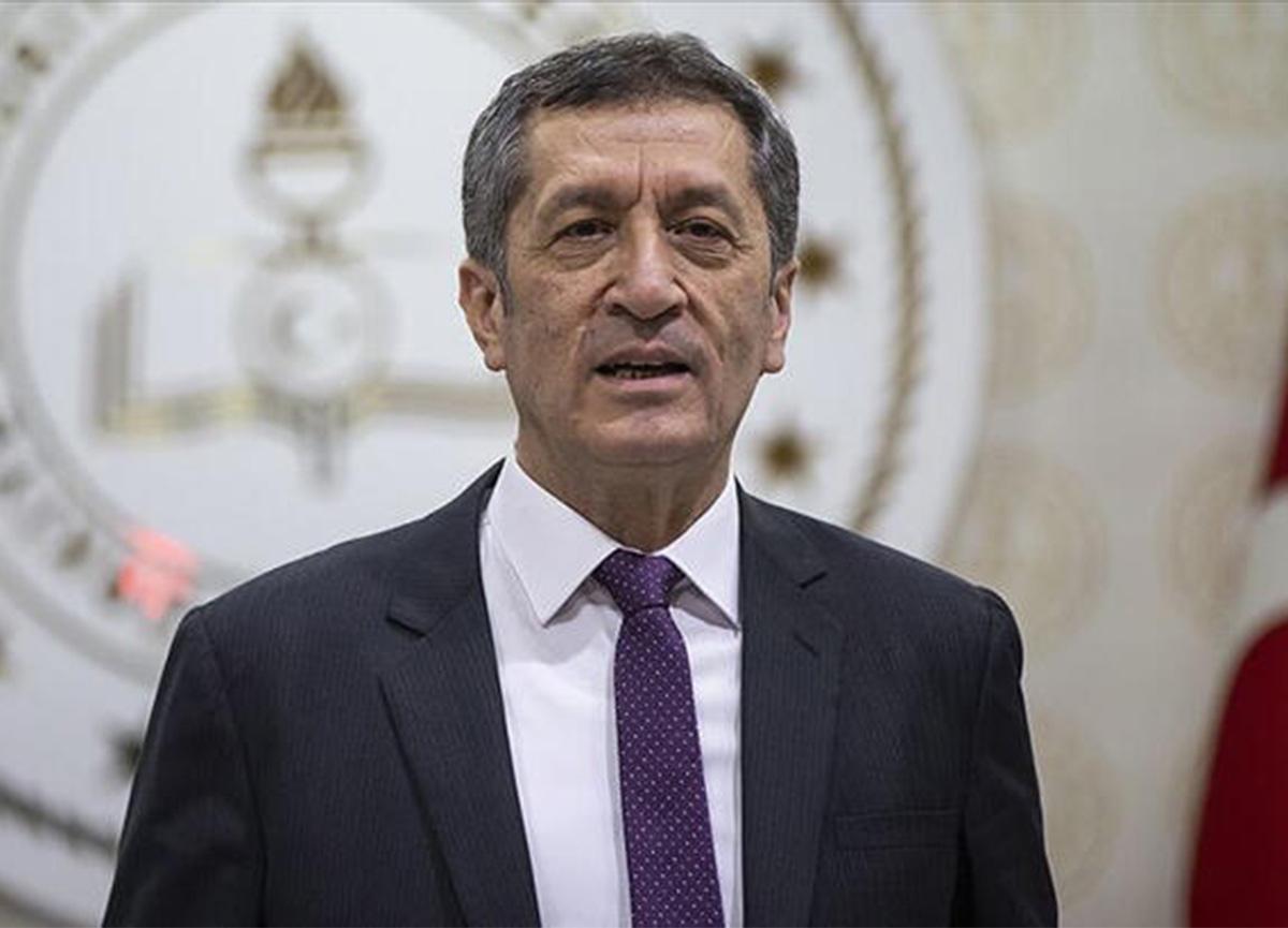 Milli Eğitim Bakanı Selçuk'tan flaş uzaktan eğitim açıklaması