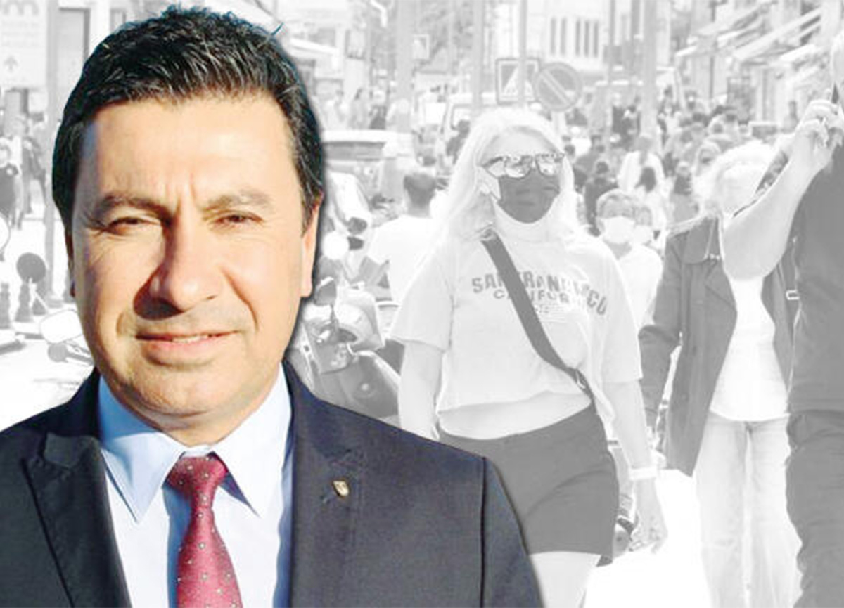 Bodrum Belediye Başkanı Aras'ın isyanı: Bu kadar insana su, yol, hastane yetmez