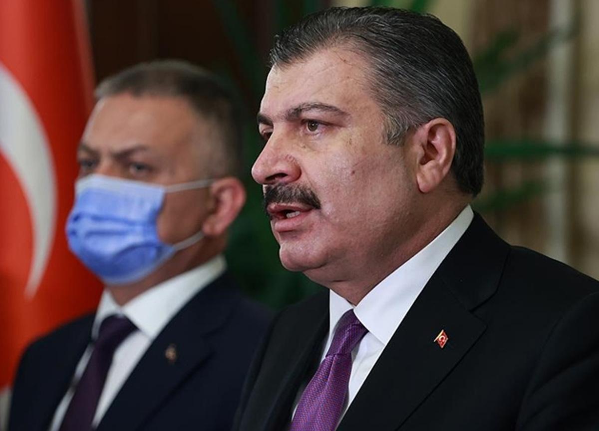 Bakan Fahrettin Koca 'Hayırlı olsun' diyerek Twitter'dan duyurdu: Onay verildi