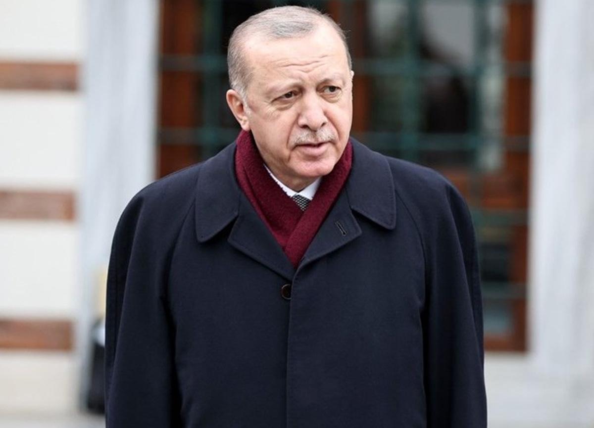 'Elimizde yeterince aşı var' diye Cumhurbaşkanı Erdoğan yerli aşı için tarih verdi