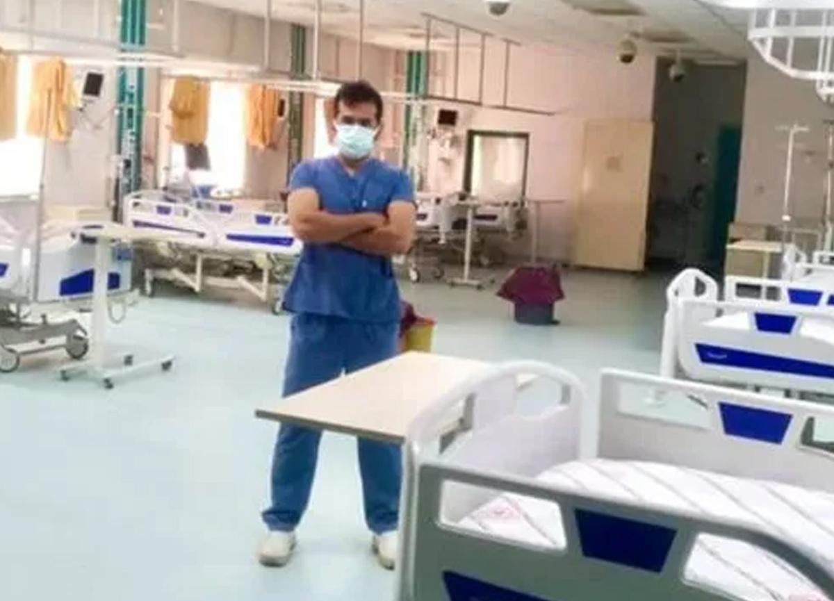 Çok yüksek riskli Osmaniye'deki hastanenin başhekimi paylaştı: Covid yoğun bakımda sıfır vaka