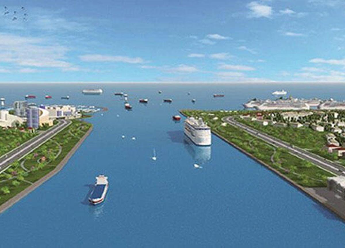 Kanal İstanbul inşaatı başlıyor! Haziranda temel atılıyor