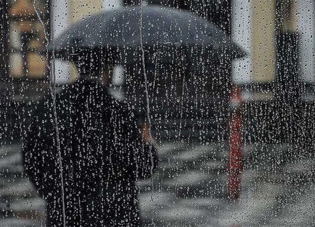 Meteoroloji'nin son dakika hava durumu! Sağanak yağış geliyor