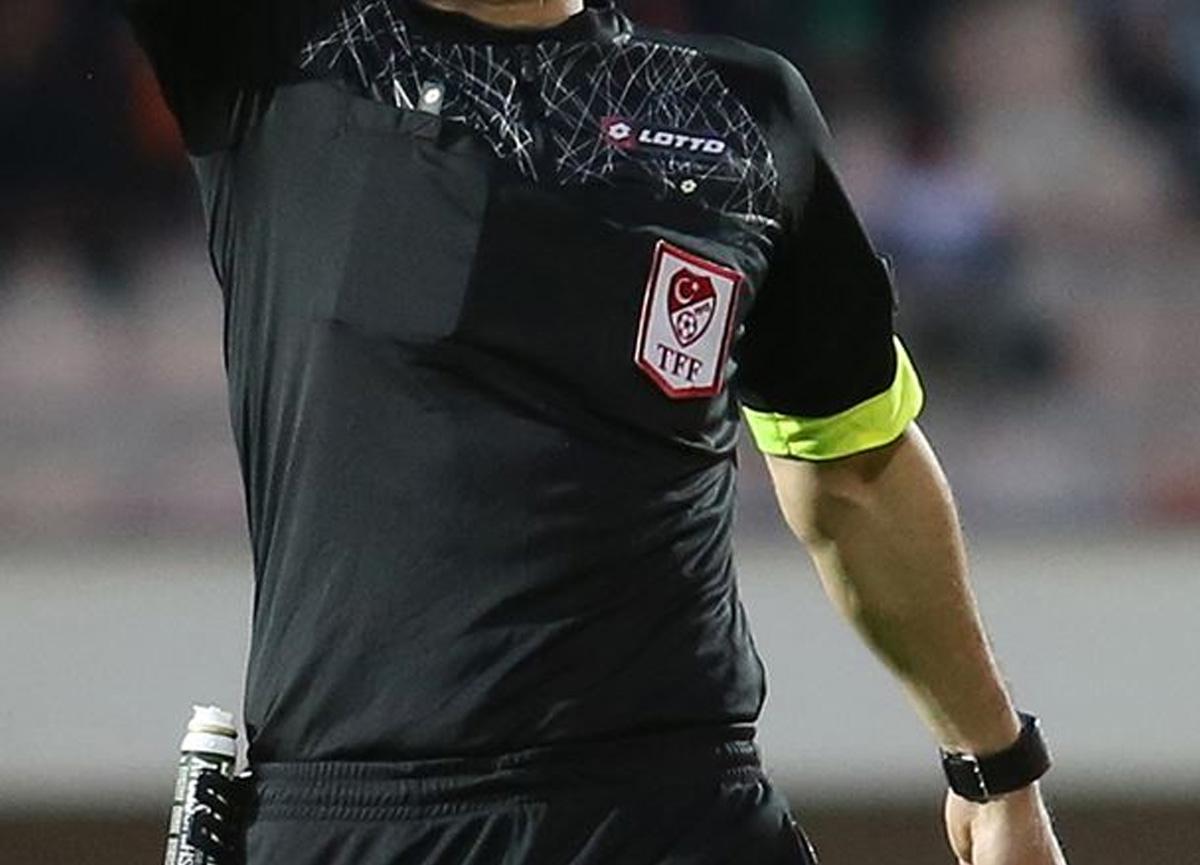 Süper Lig'de 39. hafta hakemleri açıklandı