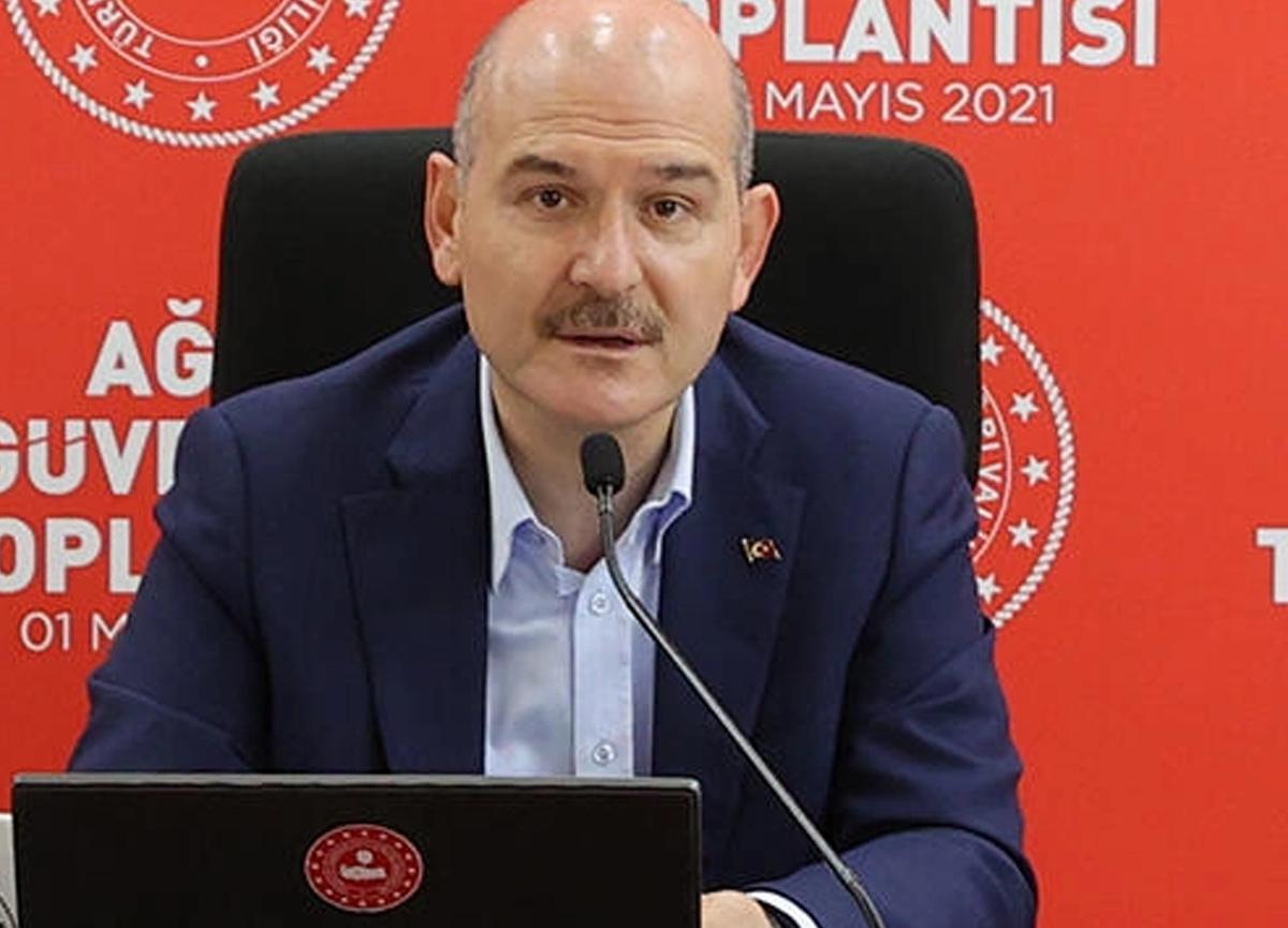 İçişleri Bakanı Süleyman Soylu, izin belgesi alanların sayısını açıkladı