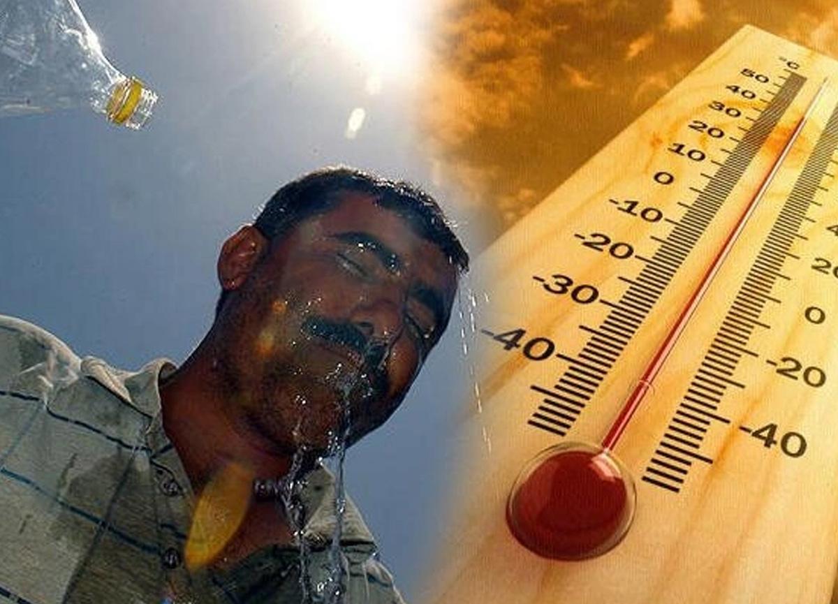 Akdeniz'den sonra şimdi de Marmara! Bunaltıcı sıcaklıklar geliyor