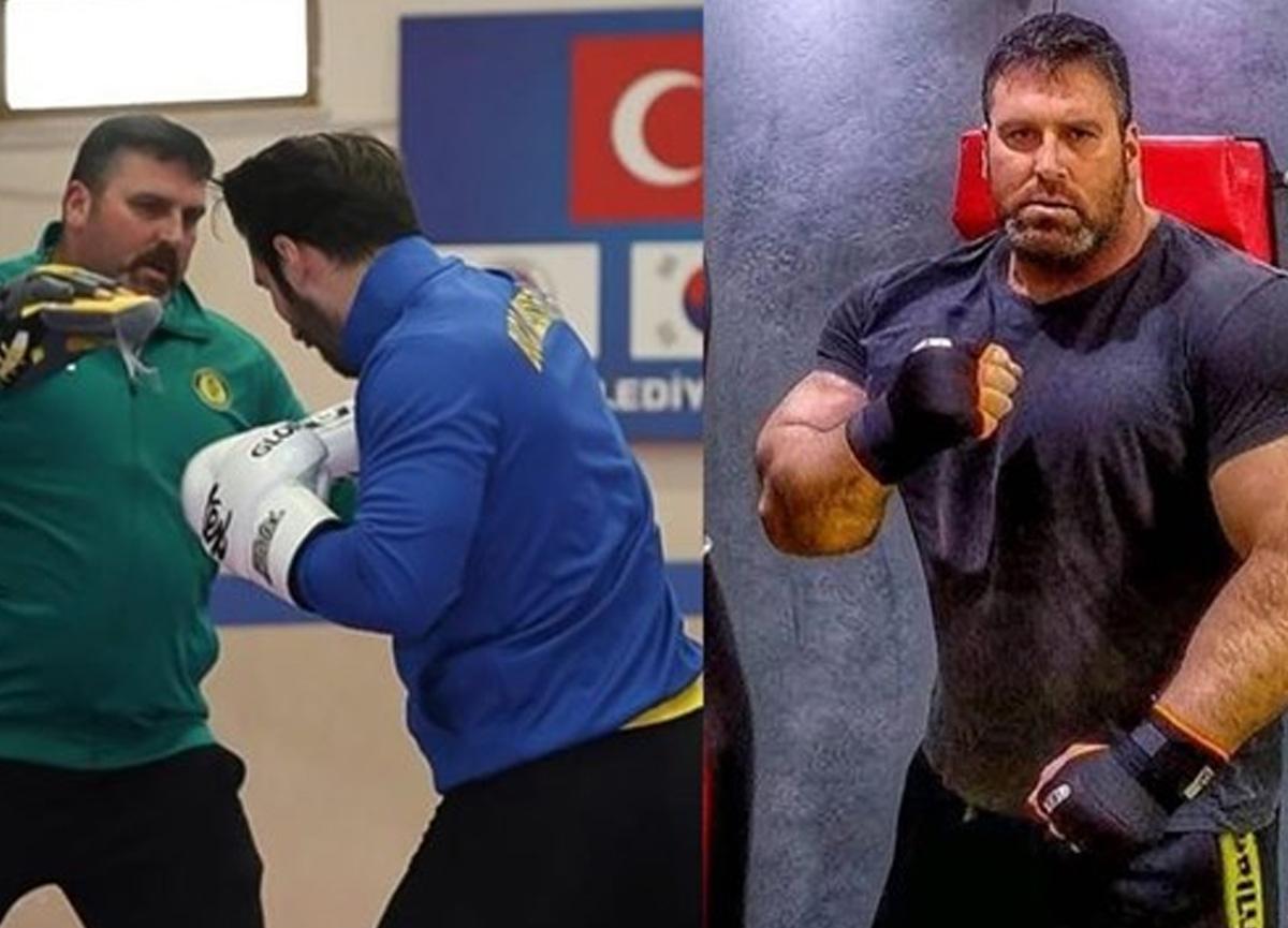 47 yaşındaki kick boks antrenörü İbrahim Macun, koronavirüse yenildi