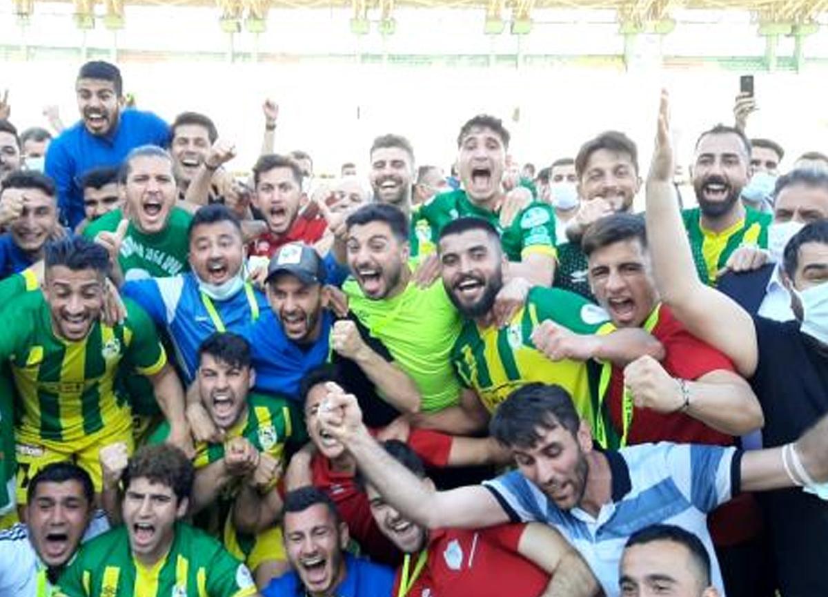 3. Lig, 4. Grup'ta şampiyon Adıyamanspor