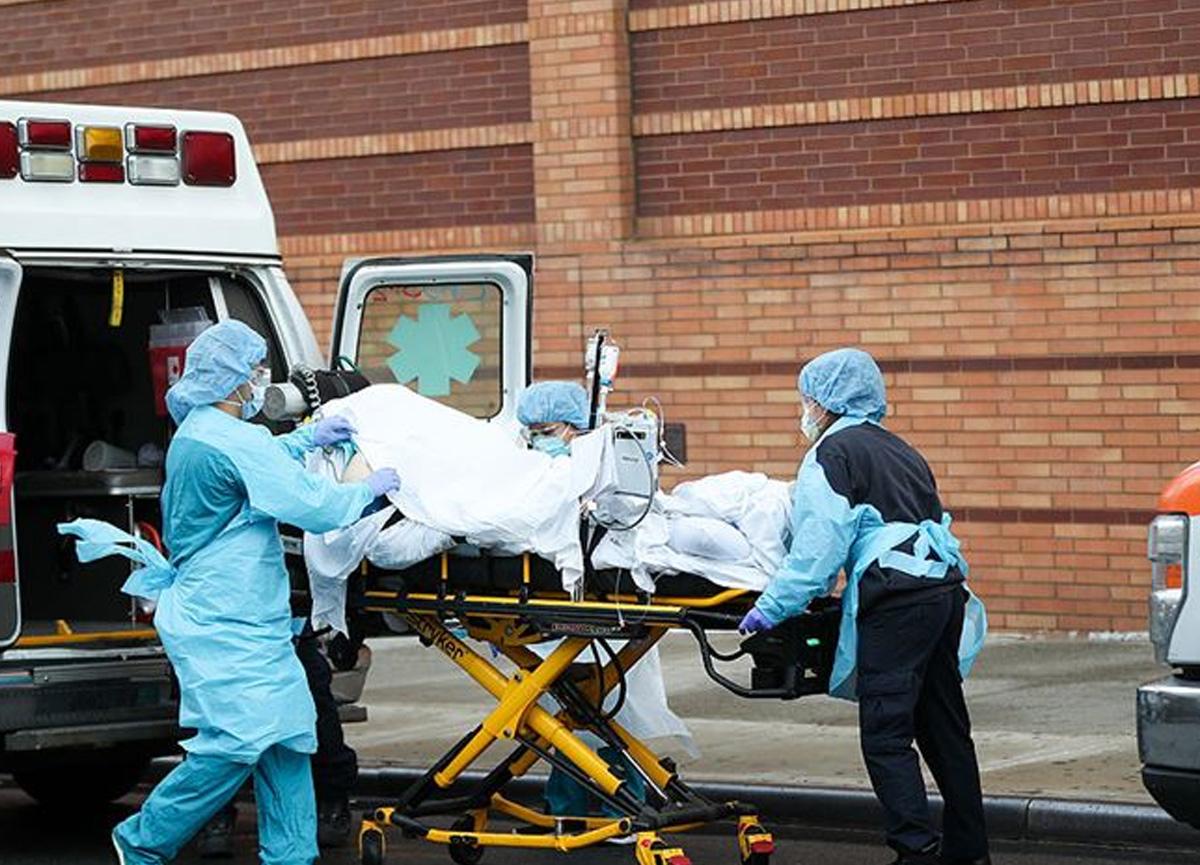 ABD'de koronavirüs nedeniyle ölenlerin sayısı 576 bin 239'a çıktı