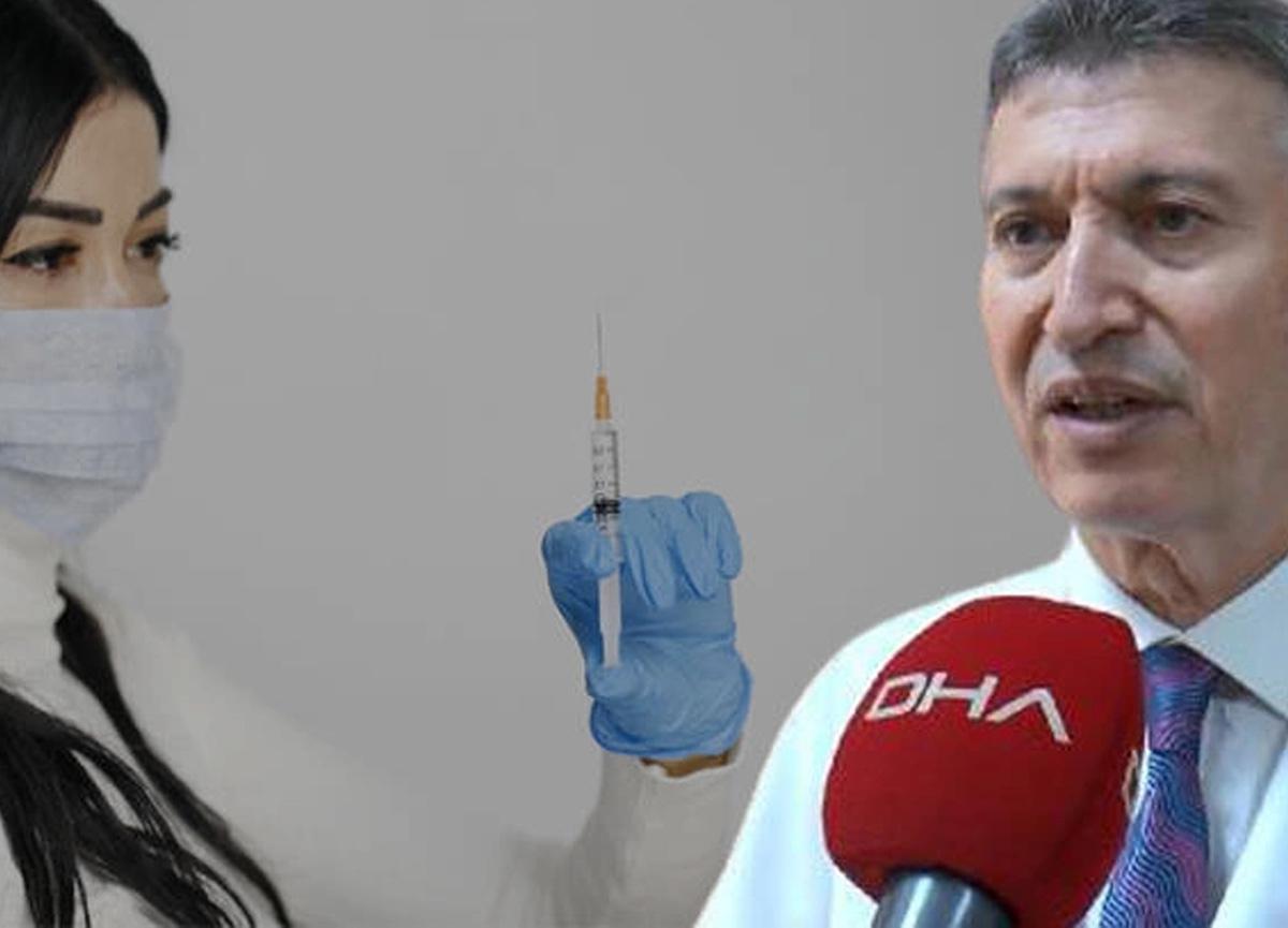 Prof. Dr. İsmail Balık'tan önemli aşı uyarısı: İnaktif aşıda üçüncü doz gerekebilir