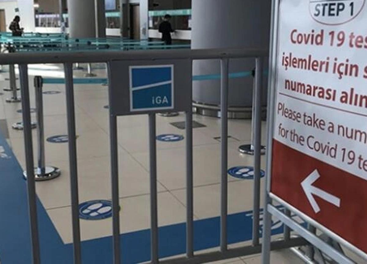 PCR testi, 15 Mayıs itibariyle 15 ülkeden istenmeyecek