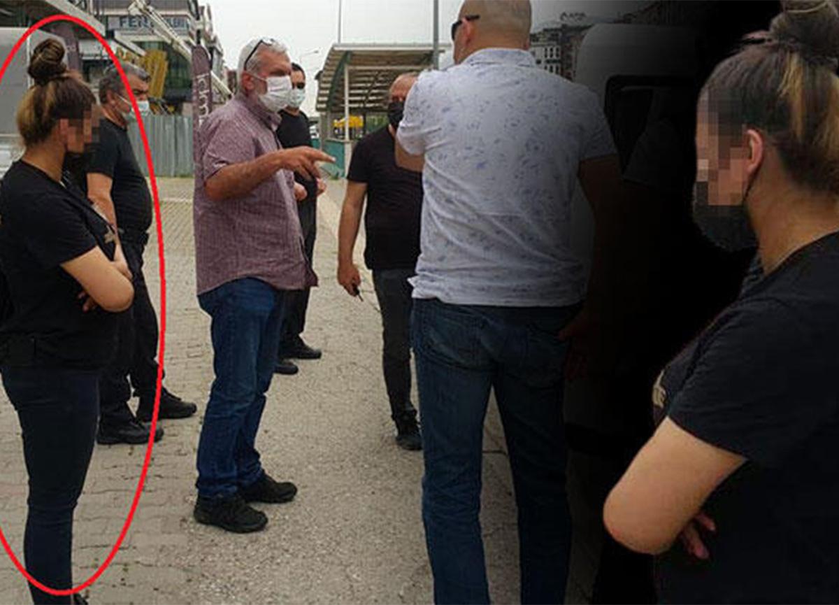 KADES butonuna bastı, polisler kurtardı