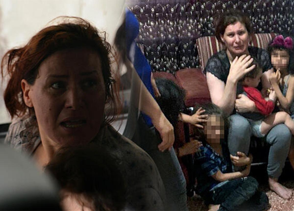 Adana'da şoke eden olay! Çocuklarına şiddet uyguladı...