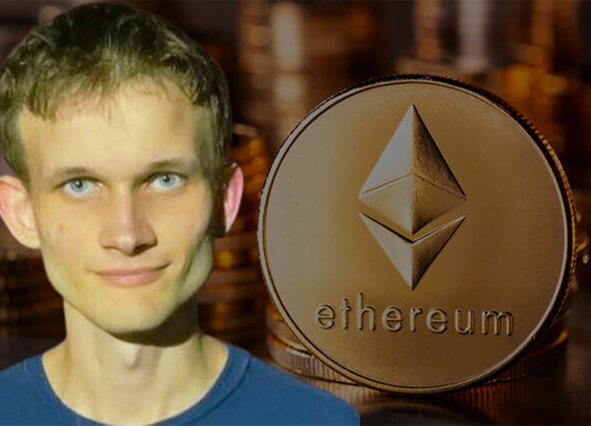 Ethereum'un kurucusu Vitalik Buterin en genç kripto milyarderi unvanına sahip oldu