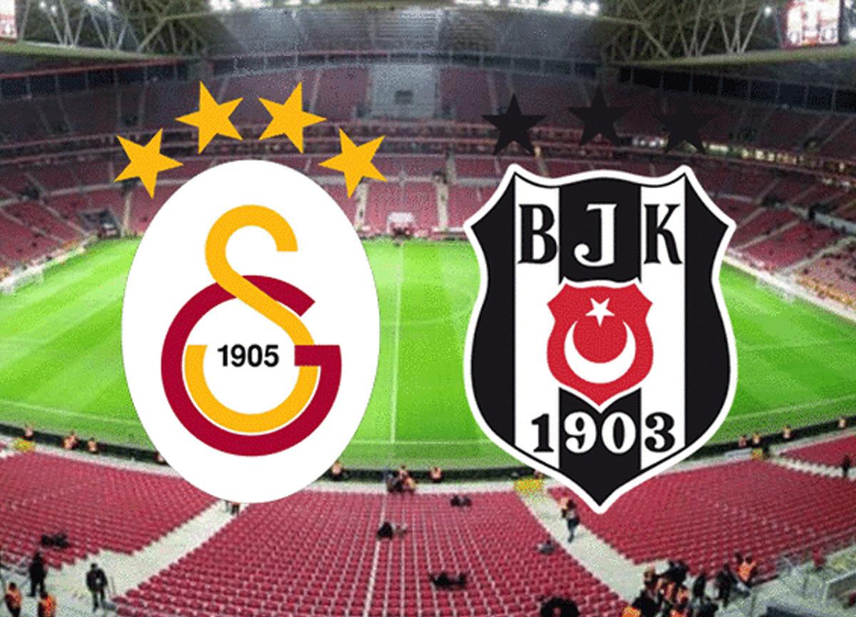 Galatasaray Beşiktaş derbi maçı ne zaman saat kaçta? İşte kritik derbi tarihi