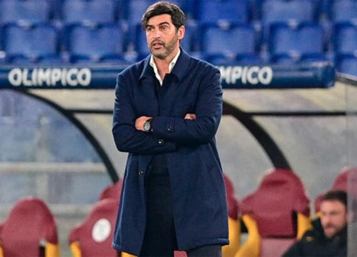 Roma'da teknik direktör Paulo Fonseca ile yollar ayrıldı
