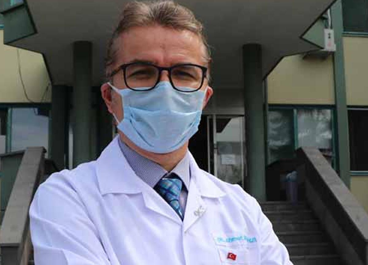 Dr. Ahmet İnal'dan önemli açıklama: Aşı bizim için en güvenli ilaç
