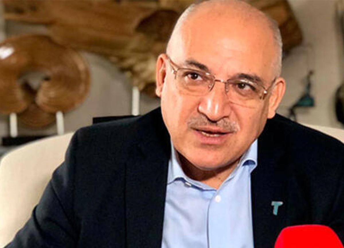 Gaziantep FK Başkanı Mehmet Büyükekşi, görevi bırakacağını açıkladı