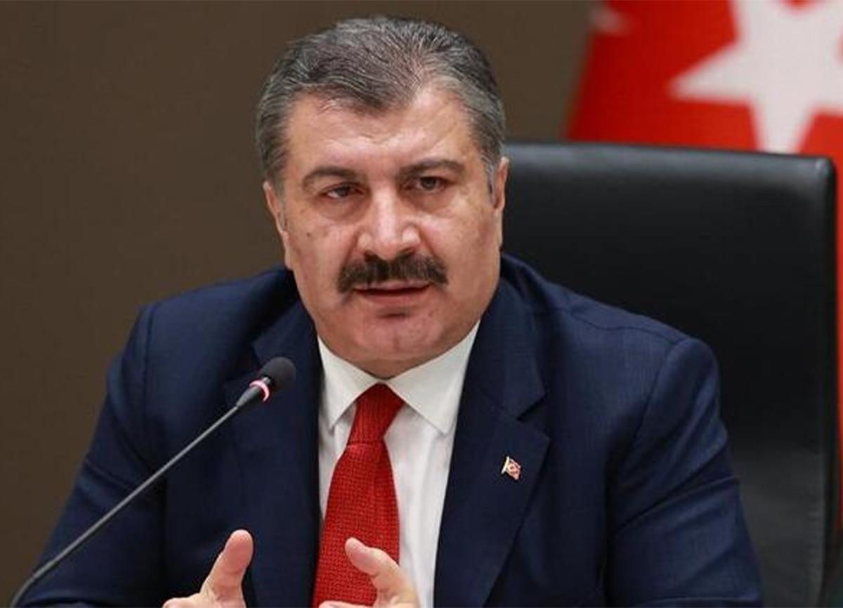 Koronavirüste son durum ne? Sağlık Bakanı Fahrettin Koca'dan kritik açıklamalar