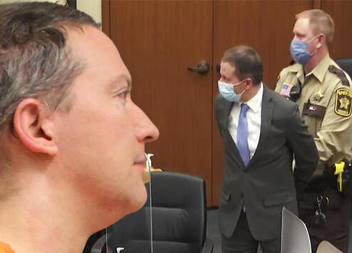 George Floyd'un katili eski polisten şok sözler: Beni yeniden yargılayın!