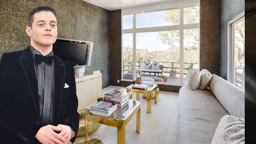 Rami Malek'in 2 milyon dolarlık yeni evi