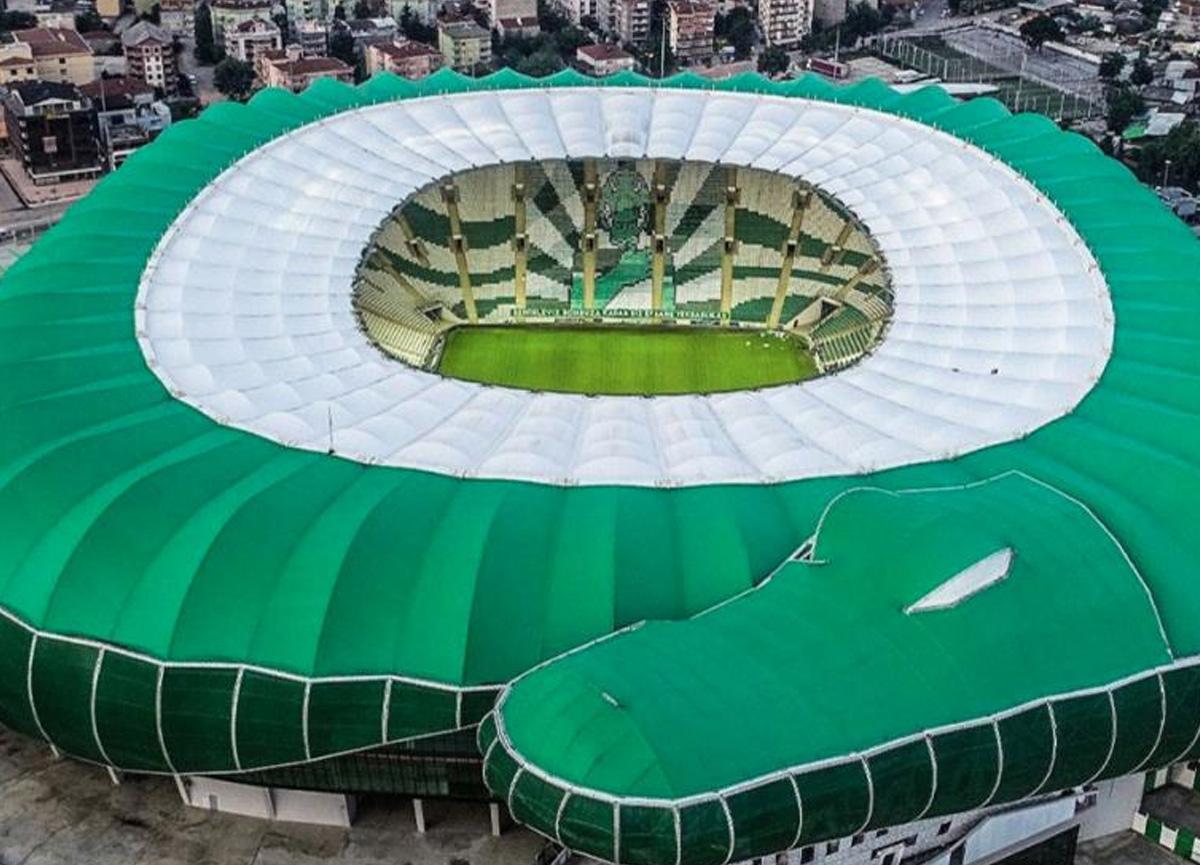 Dünyaca ünlü hesaptan sosyal medyada Timsah Arena paylaşımı