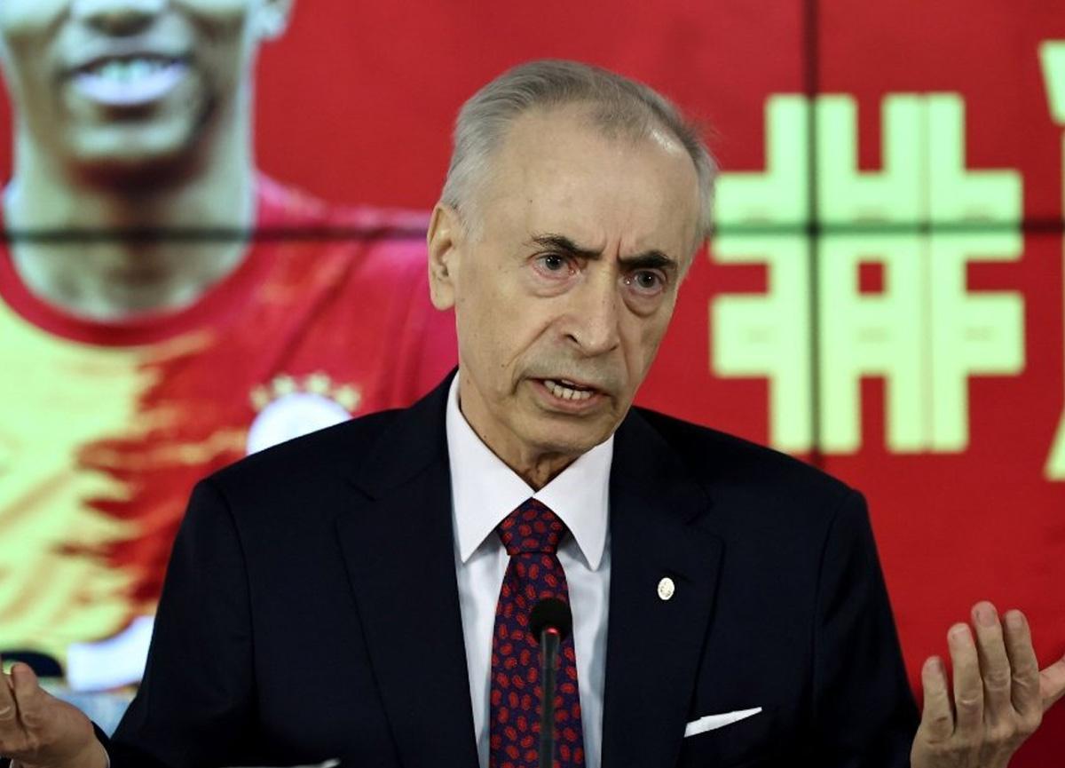 Galatasaray Başkanı Mustafa Cengiz, yeniden aday olmayacağını açıkladı