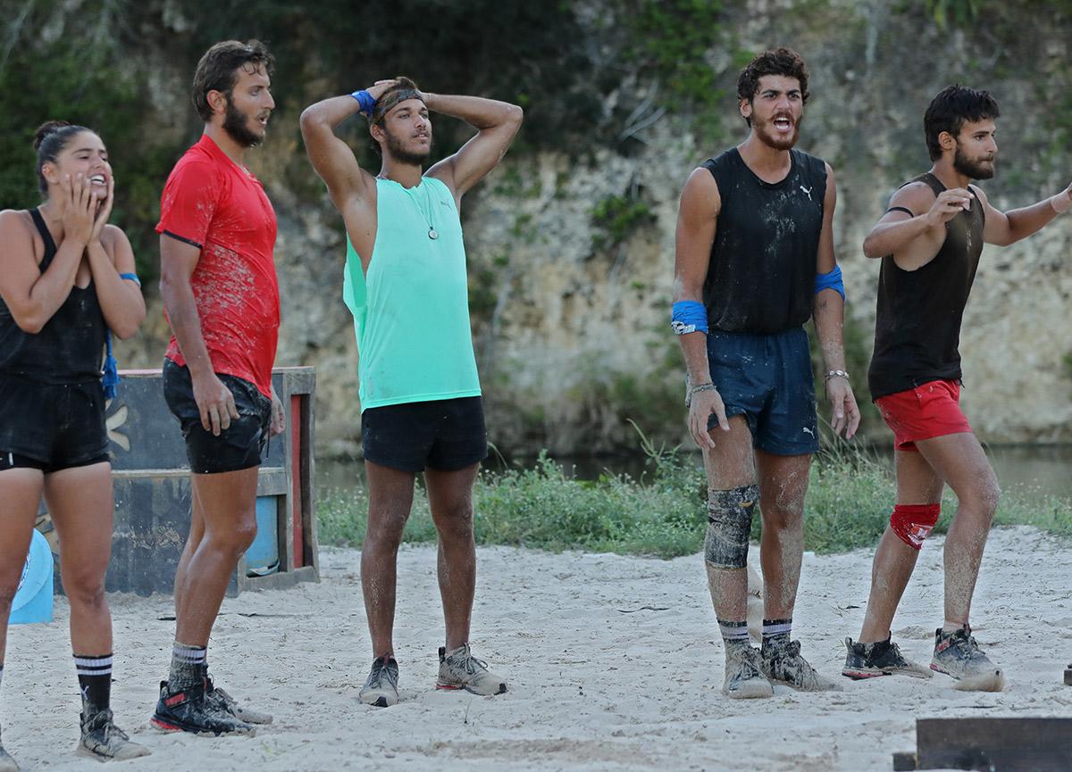 Survivor'da ödül oyununu kim kazandı? Survivor 2021 ödül oyununu Mavi takım mı Kırmızı takım mı kazandı?